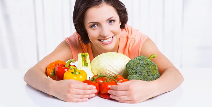 Végétarien, végétalien, vegan :  les brouteurs d'herbe au secours du climat