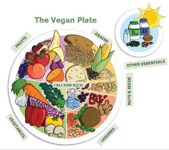 Manger vegan ne tuera pas vos enfants