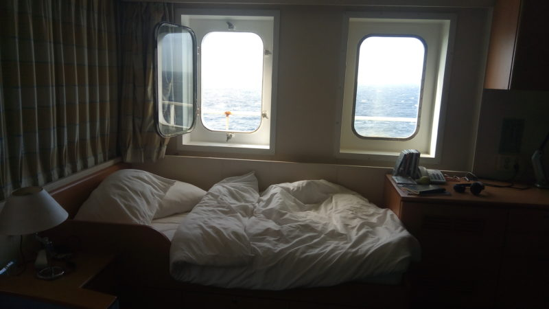 Hors-série : mon plan à trois sur un bateau
