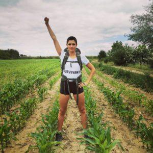 #SurvivorTour : je marche 10.000 kilomètres contre les violences sexistes