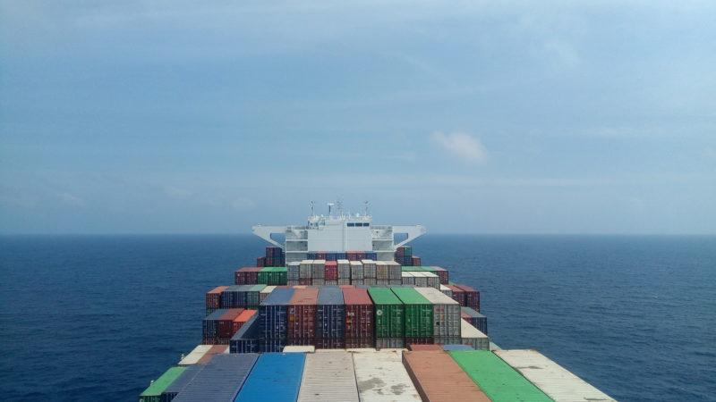 Tour du globe en cargo : mon récit complet
